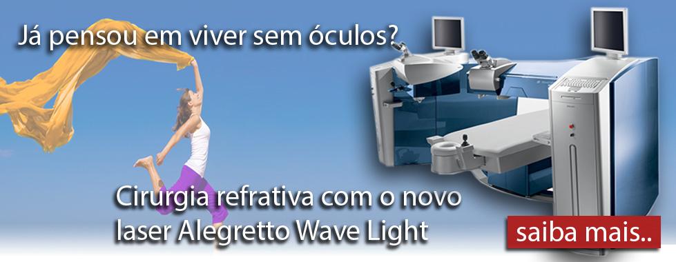cirurgia refrativa laser miopia