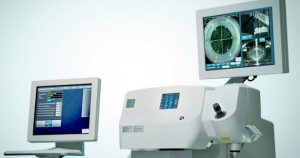 Equipamento Lensx Laser
