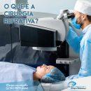 o que é a cirurgia refrativa